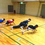 スポーツ身体の使い方指導