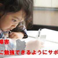 学習障害改善サポート