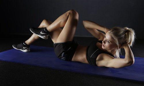 腰痛改善、予防には筋トレが効果的